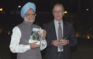 I presented the book to the Prime Minister