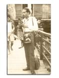 Kulwant Roy in Japan, 1961