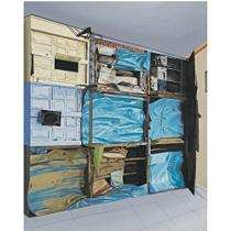 Prajakta Palav 67x61in £2,5-3,500 Sothebys Lot 85