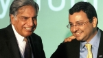 Ratan Tata and his successor, Cyrus Mistry