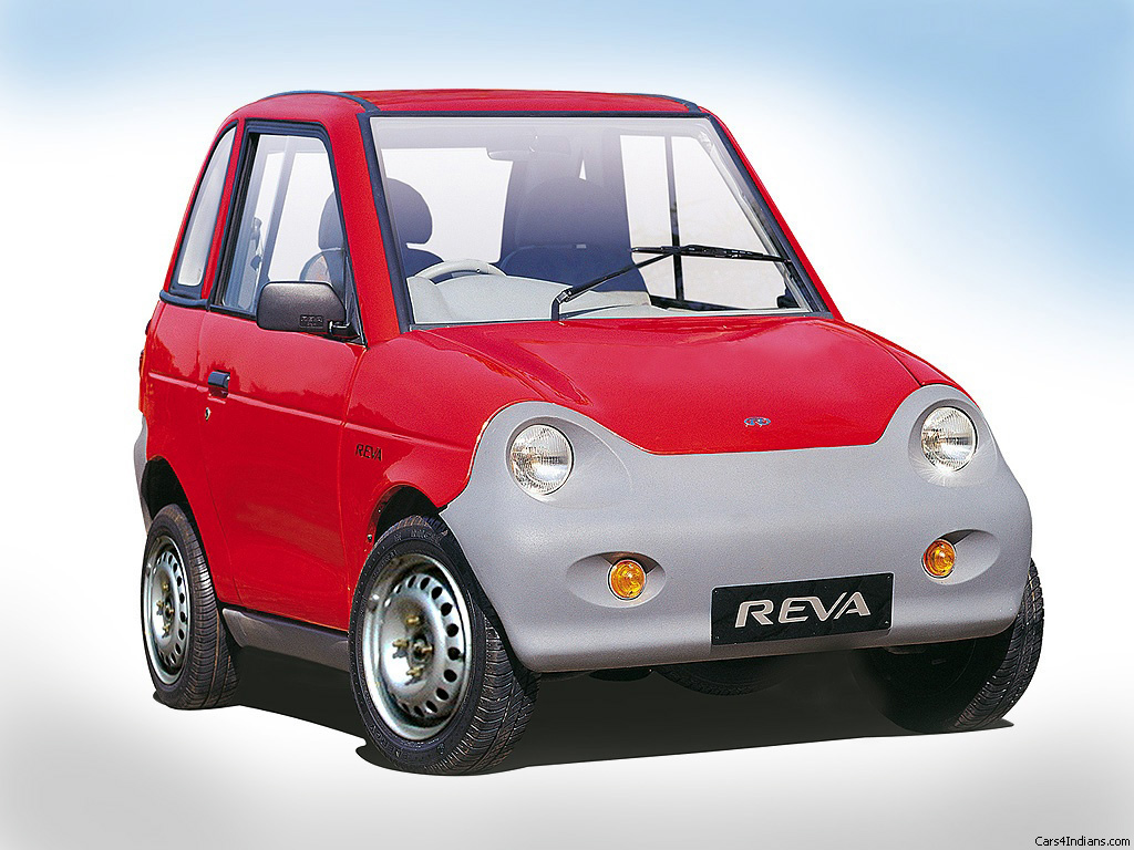 Indian Engineering Excellence Produces A New Reva Electric Car