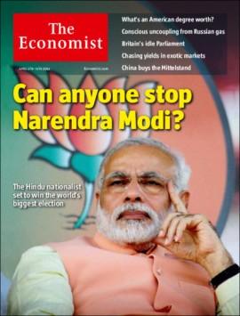 Modi - Econ cover April 5 '14