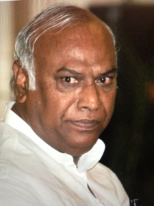 Mallikarjun Kharge - photo The HIndu