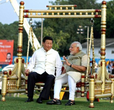 modi-xi-swing1 - IndianExpress