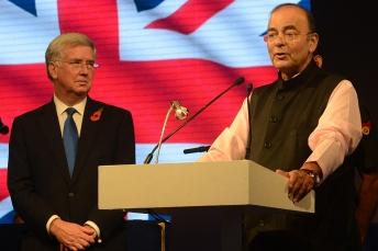 Defence Secretary Visits India
