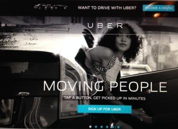 uber ad