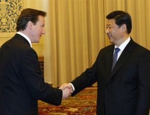 DavidCameron XiJinping Beijing Dec '13