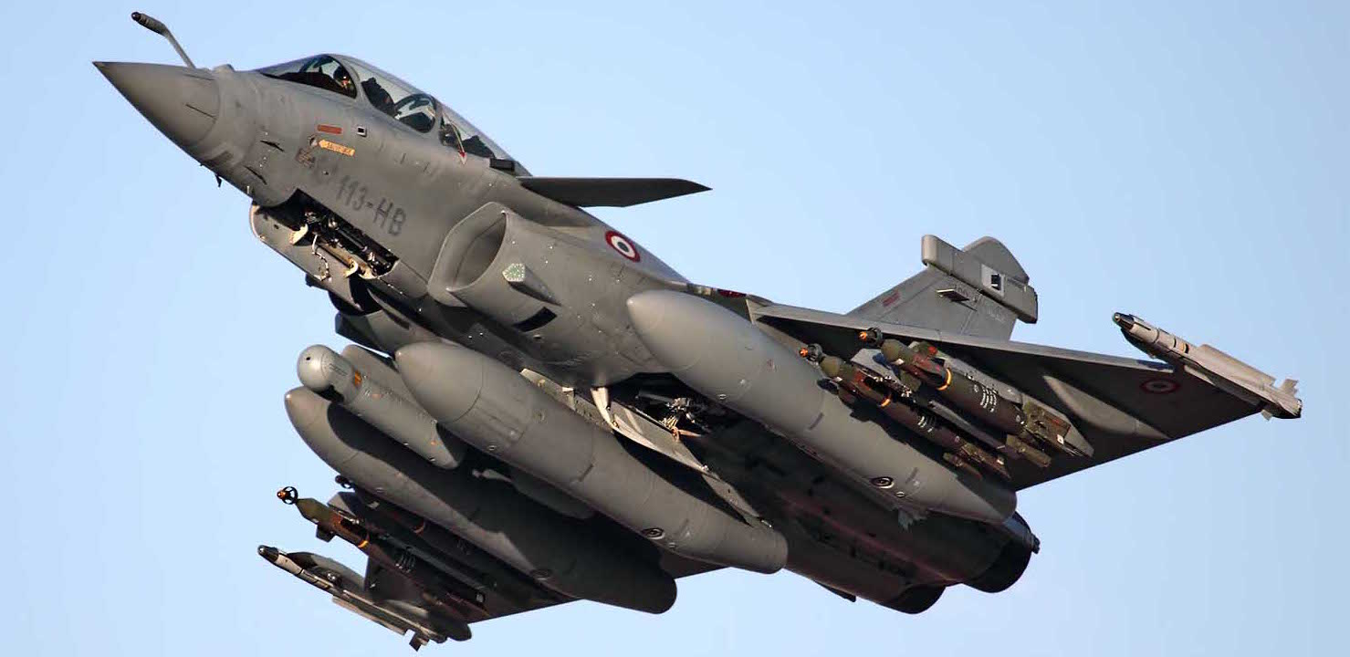 Modi softens on 'Make in India' to get French-made jets into ...