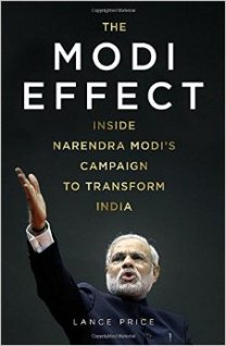 Lance Price Modi Effect front cover
