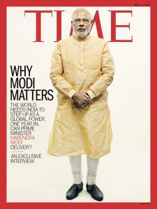 Modi Time cover - May 6 '15