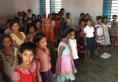 Keota village school