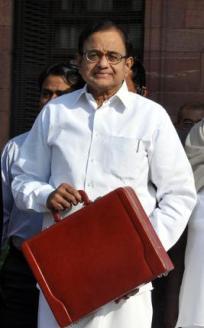 Chidambaram budget 2013