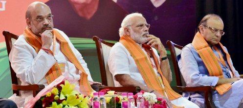 BJP's National Executive meet