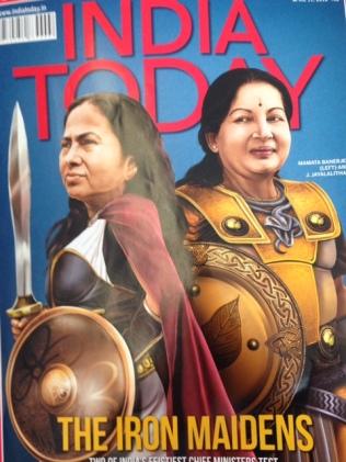 MamaJaya India Today cover April '16