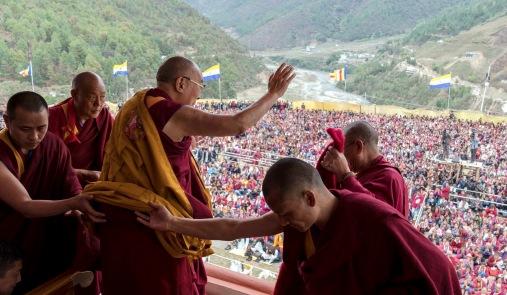 Dalai Lama in Arunachal Pradesh