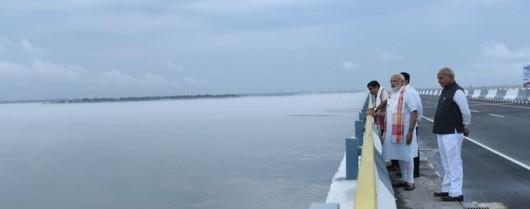 PM Modi Dhola-Sadiya Bridge Assam