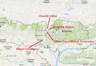 chumbi map