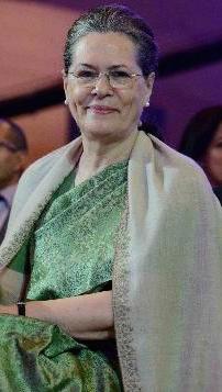 Sonia before speech copy