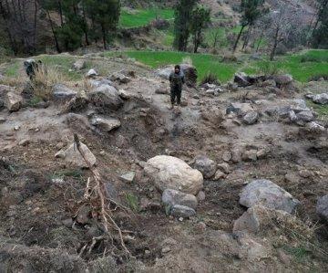 Reuters Balakot crater