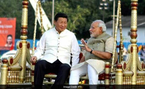 modi-xi-jinping - PTI photo April '17