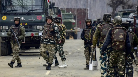 Massive-Deployment-of-Troops-in-Kashmir