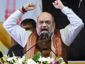 Amit Shah NRC